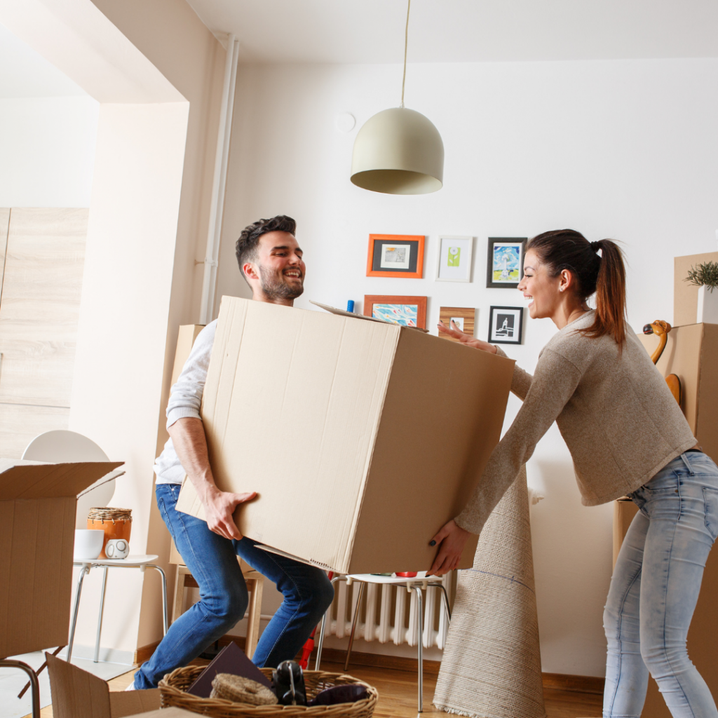 How to Move To A New House Effectively